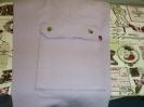 Jeanshose mit Cargotasche - Detail Tasche