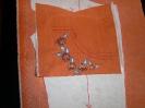 Probestickmuster für den Tascheneingriff