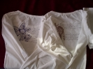 Shirts Parisian Love Letter - Rückseite